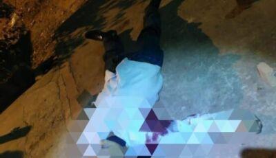 Homem é executado a tiros próximo a penitenciária na fronteira