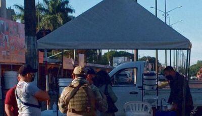 Compras do Paraguai serão retiradas em centros de logística na fronteira