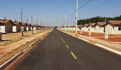 Com mais 144 unidades em Água Clara, Agehab entrega 22 mil moradias em MS
