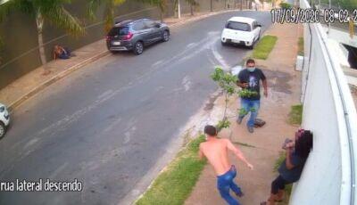 Bandido morto pela PM arrancou família de carro e agrediu mulher uma semana antes