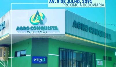 Agro Conquista será inaugurada nesta sexta-feira em Fátima do Sul