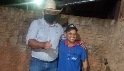 SOLIDARIEDADE: Roubo de moto se transforma em corrente do bem em Fátima do Sul