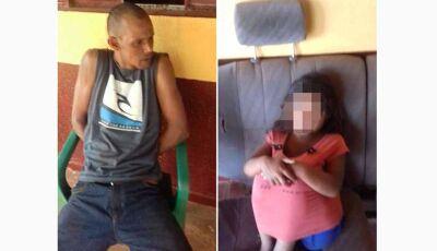 Menina de 5 anos que estava desaparecida é encontrada viva em Ponta Porã