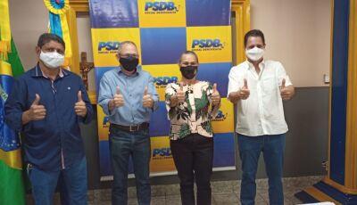 PSDB oficializa apoio a Rogério Câmara, indica vice-prefeito e define vereadores em Ivinhema
