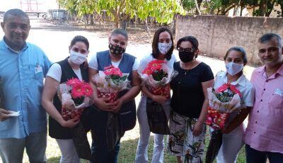 Carreta do Hospital de Amor de Barretos divulga balanço dos atendimentos com exames em Jateí