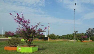 Semana inicia com previsão de 64 mm de chuva para Fátima do Sul