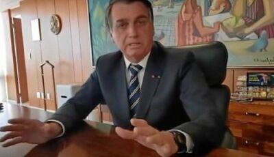 Bolsonaro diz que não comprará vacina chinesa, mesmo se aprovada pela Anvisa