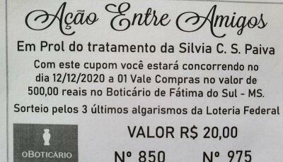 VAMOS AJUDAR: Amigos se unem em Ação para ajudar amiga na luta contra leucemia em Fátima do Sul