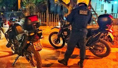 Policiais vão ficar em pontos estratégicos da cidade para evitar aglomerações no feriado em Bonito