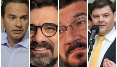 IBOPE divulga novos números da corrida pela prefeitura de Campo Grande, confira