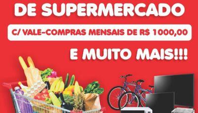 FÁTIMA DO SUL: Quer ganhar 1 ano de compras no Mercado Julifran?, veja como participar
