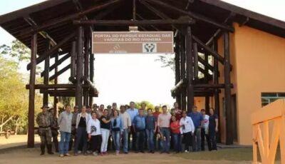 Está licitada a reforma no Parque Estadual do Rio Ivinhema