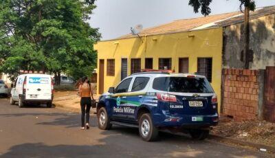 IVINHEMA: Casal é encontrado morto no bairro Itapoã