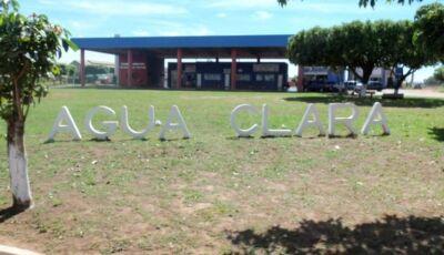 Água Clara registra 43,7 °C, maior temperatura do País