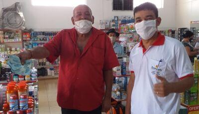 Confira os ganhadores dos R$ 500 reais e outros prêmios do aniversário de 5 anos da CentroFarma