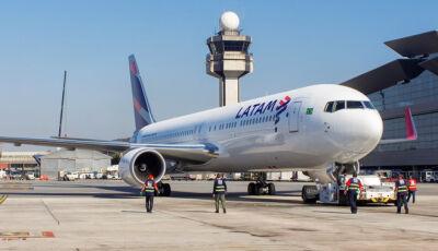Idoso morre em voo de Cuiabá para SP; avião faz pouso de emergência
