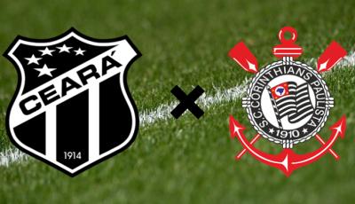 Corinthians termina rodada na Zona de rebaixamento, após derrota para o Ceará