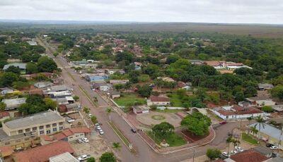 Obras de pavimentação e recapeamento em Corguinho serão concluídas nesta semana