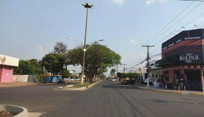 Governo de MS libera mais R$ 10 milhões para recuperar ruas da área central em Dourados