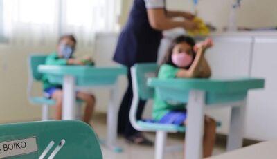Um mês após retorno, duas escolas fecharam turmas após casos de Covid-19 em Campo Grande