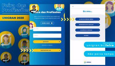 UNIGRAN sorteará prêmios para professores e alunos inscritos na Feira das Profissões