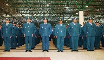 Governo de MS autoriza 548 vagas para Curso de Formação de Sargentos do Bombeiros e Polícia Militar