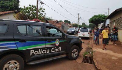 FEMINICÍDIO: Mulher de 55 anos é assassinada por estrangulamento em MS