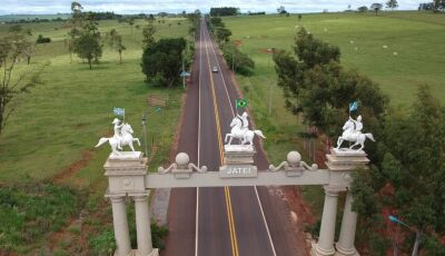 Estado de MS aplica quase R$ 11 milhões em obras e infraestrutura em Jateí