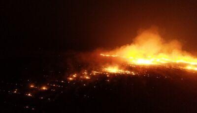 Arrendatário é multado em R$ 450 mil por provocar incêndio em MS