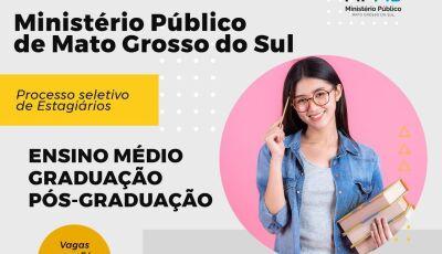 Processo Seletivo para estagiários com inscrições abertas e vagas para Glória e Fátima do Sul