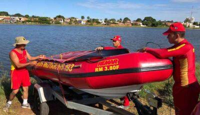 Mergulhadores encontram corpo de garoto que se afogou em rio do MS
