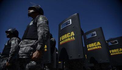 Governo Federal prorroga permanência da Força Nacional de Segurança Pública no MS