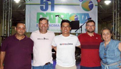 GRUPO FECHADO: Formada mesa para comandar os trabalhos no biênio 2021/2022 em Glória de Dourados