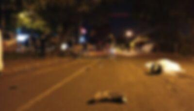 DEODÁPOLIS: Luz alta atrapalha e idoso morre após ser atropelado