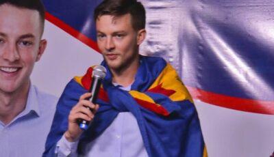 MS tem prefeito mais jovem eleito, Lucas Foroni tem 25 anos de idade
