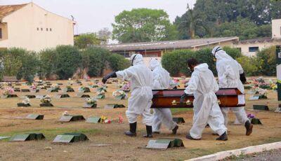 Brasil registra 818 Mortes e 36.402 casos confirmados de Covid 19 nas últimas 24 horas