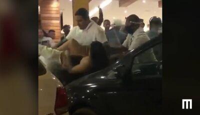 Homem é assassinado durante tumulto em campanha política em MS