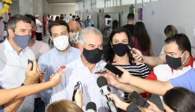 Reinaldo Azambuja prevê eleição de mais de 60 prefeitos aliados