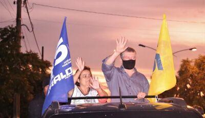 Festa popular marca vitória de Eraldo que entra para história ao conquista o 5º mandato em Jateí