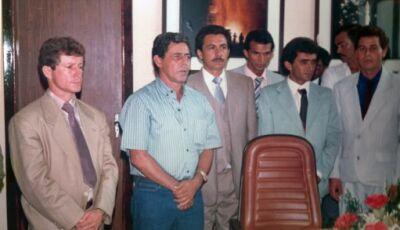JATEÍ 57 ANOS: História do município e do atual prefeito se entrelaçam, Veja