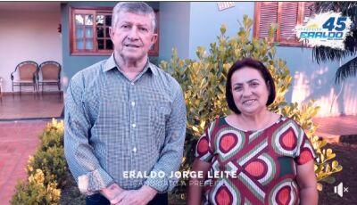 JATEÍ: Reeleito, Eraldo cita obras, ações e resgate da história 'Fechando gestão com chave de ouro'