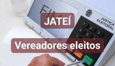 Confira os 09 vereadores eleitos em Jateí