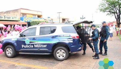 Mais de 2,6 mil policiais militares estão nas ruas para garantir segurança nas eleições