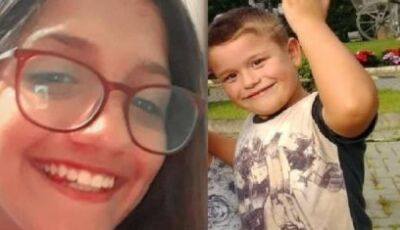 Pai faz pic nic com filhos de 4 e 14 anos e veículo cai em lago matando os dois