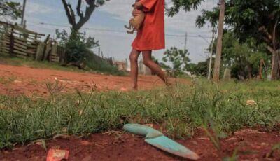 Homem de 27 anos é assassinado na área da favela em cidade do MS