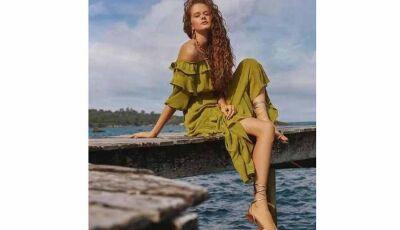 Ex-trabalhadora rural deixa roça para se tornar modelo queridinha de grifes como Dolce & Gabbana