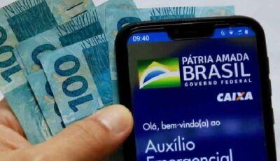 Confira: Governo divulga extensão do auxílio emergencial para mais 1,2 milhão