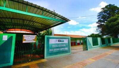 Com 30 novas escolas no programa Escola da Autoria, Ensino em tempo Integral avança em MS