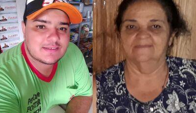 Culturama chora, em menos de 48h, duas pessoas queridas se despedem, Robson e Jacira