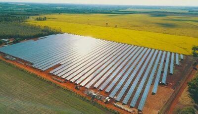 Em 2020, FCO financiou sistemas de geração de energia fotovoltaica em Gl. de Dourados e Deodápolis